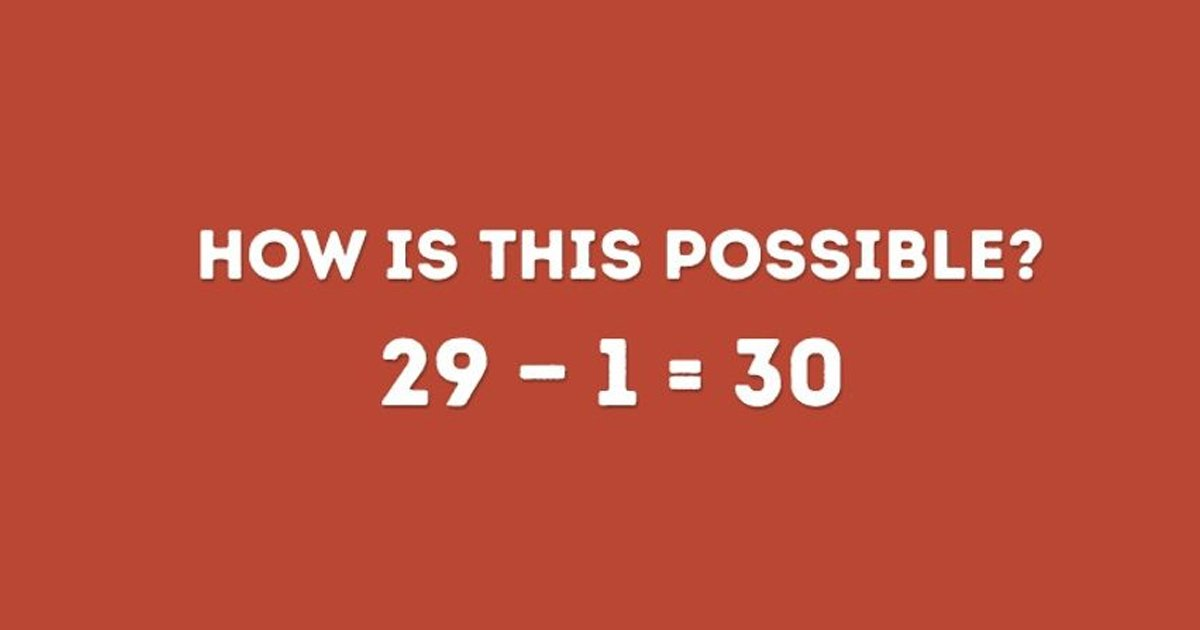 q4 72.jpg?resize=1200,630 - Can You Answer This Riddle That's Designed To Boost Your Critical Thinking Skills?