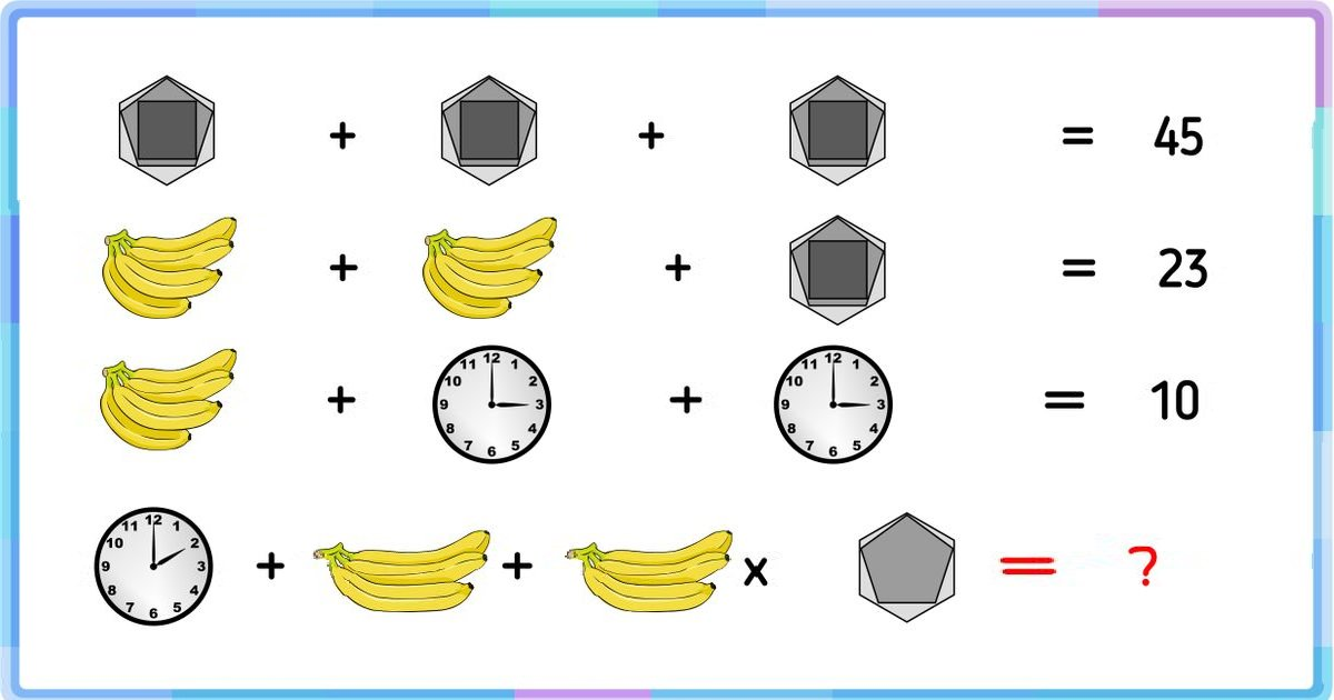 q4 73.jpg?resize=1200,630 - How Fast Can You Solve This Puzzle That's Blowing So Many People's Minds?