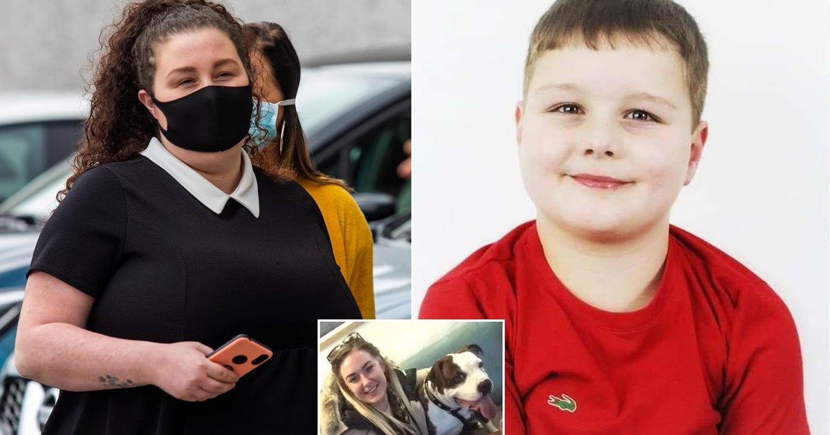 q5 43.jpg?resize=1200,630 - GIANT American Bulldog Mauls 9-Year-Old Boy To Death After Mum Leaves Him Alone In Caravan To Enjoy Binge Drinking
