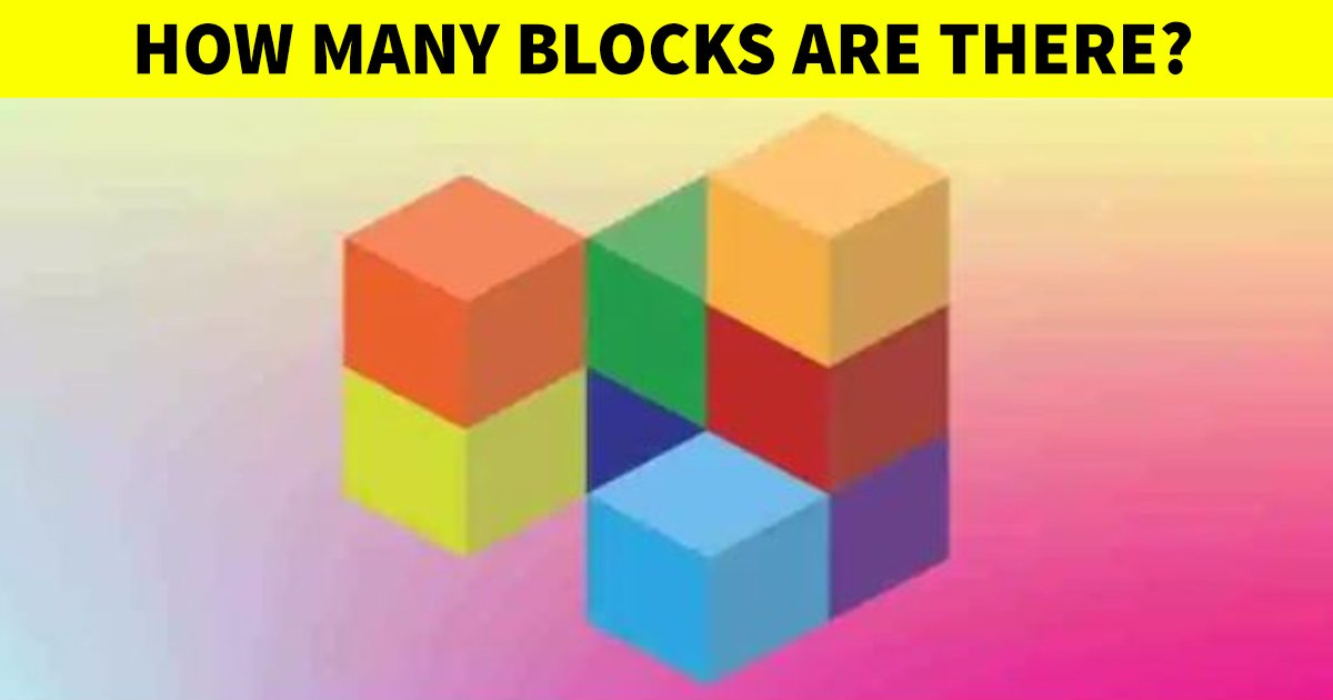q6 30.jpg?resize=1200,630 - Brain Test | Can You Beat The Odds And Figure Out The Right Number Of Blocks?