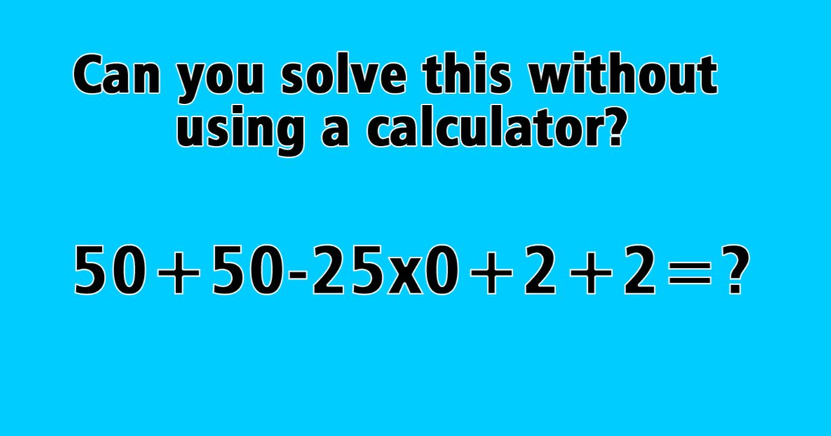 q6 33.jpg?resize=1200,630 - Only 3 In 10 Puzzlers Could Ace This Math Challenge! What About You?