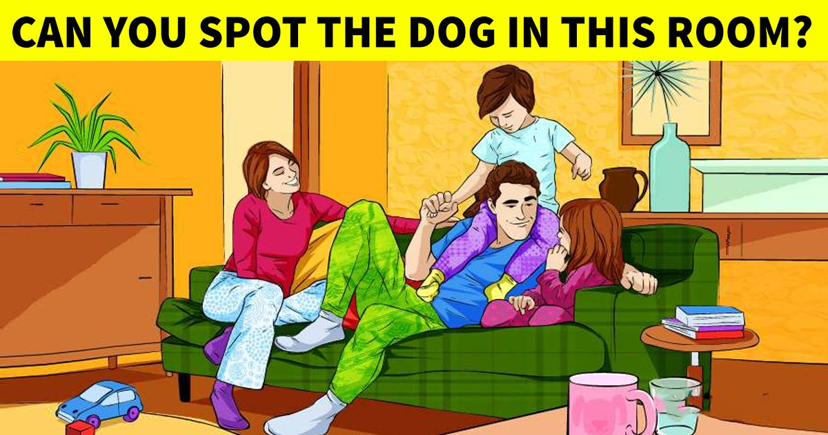 q6 35.jpg?resize=1200,630 - Vision Test   This Tricky Brain-Teaser Is Playing With People's Minds! What About You?