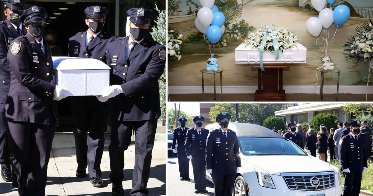 q7 10.jpg?resize=1200,630 - NYPD Cops Arrange Funeral For Dead Newborn Twins Found Wrapped In Garbage Bags