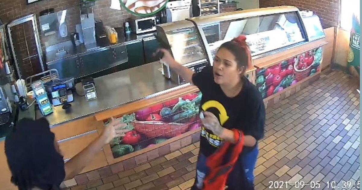 q7 7.jpg?resize=1200,630 - Female Subway Worker SUSPENDED For Bravely Fighting Back Against Armed Robber