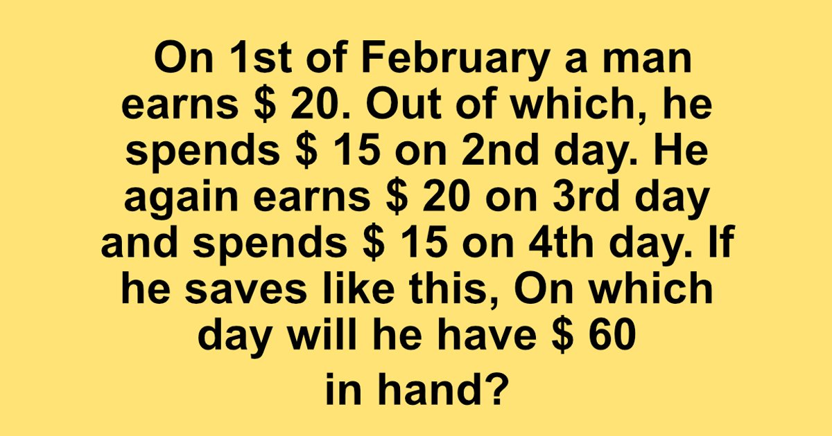 q8 5.jpg?resize=412,275 - Are You Clever Enough To Solve This Mind-Boggling Riddle?