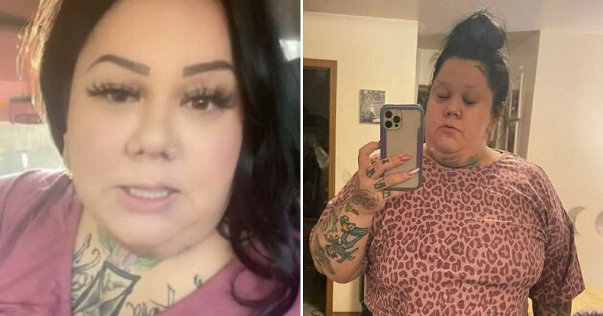 ray5.jpg?resize=1200,630 - Woman Who Was Booted Off Flight For Wearing 'Inappropriate Outfit' Claims She Was Ejected For Being 'Fat, Tattooed, And Mixed-Race Woman'