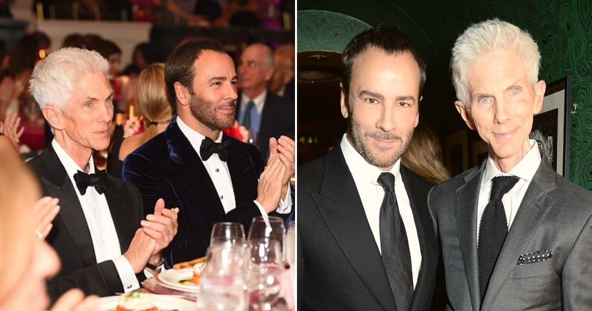 richard4.jpg?resize=1200,630 - Tom Ford's Husband Richard Buckley Has Passed Away At Their Home In Los Angeles After Battling Prolonged Illness