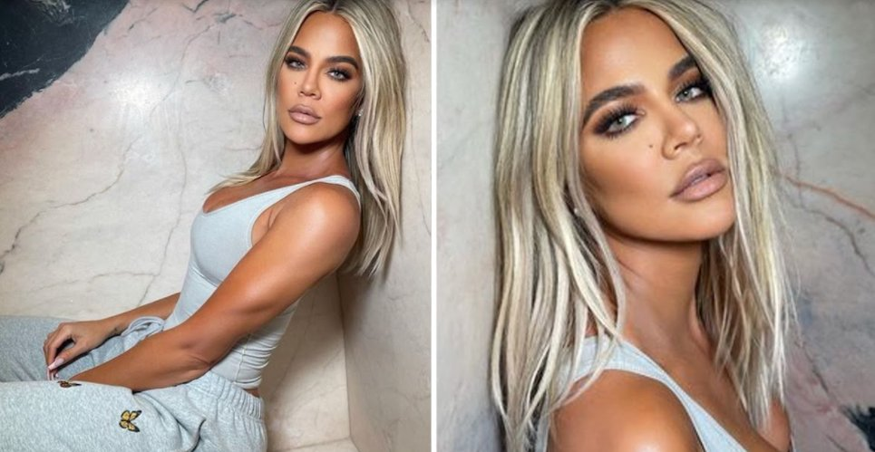 screenshot 2021 09 19 170808.png?resize=412,275 - Khloe Kardashian Is All Over The Internet Today! 37-Year-Old Is Giving Major Hairdo Goals