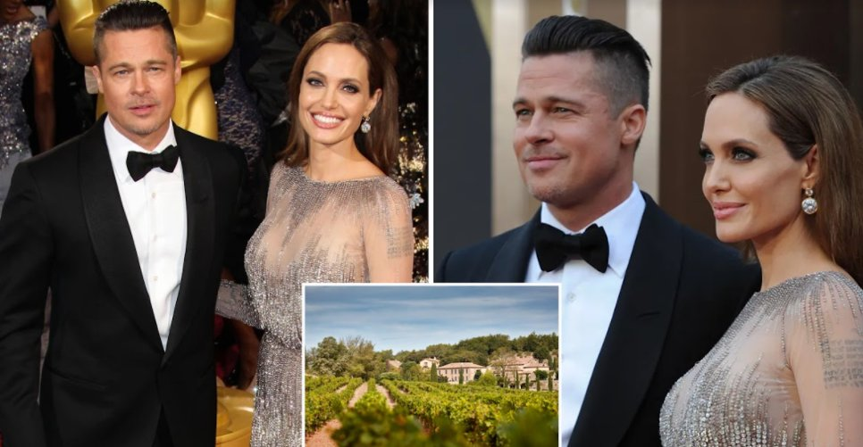 screenshot 2021 09 23 163941.png?resize=412,275 - Brad and Angelina Are Getting On The News Headlines Again! The Divorced Couple Is Now Fighting Over A French Mansion Worth £130 Million