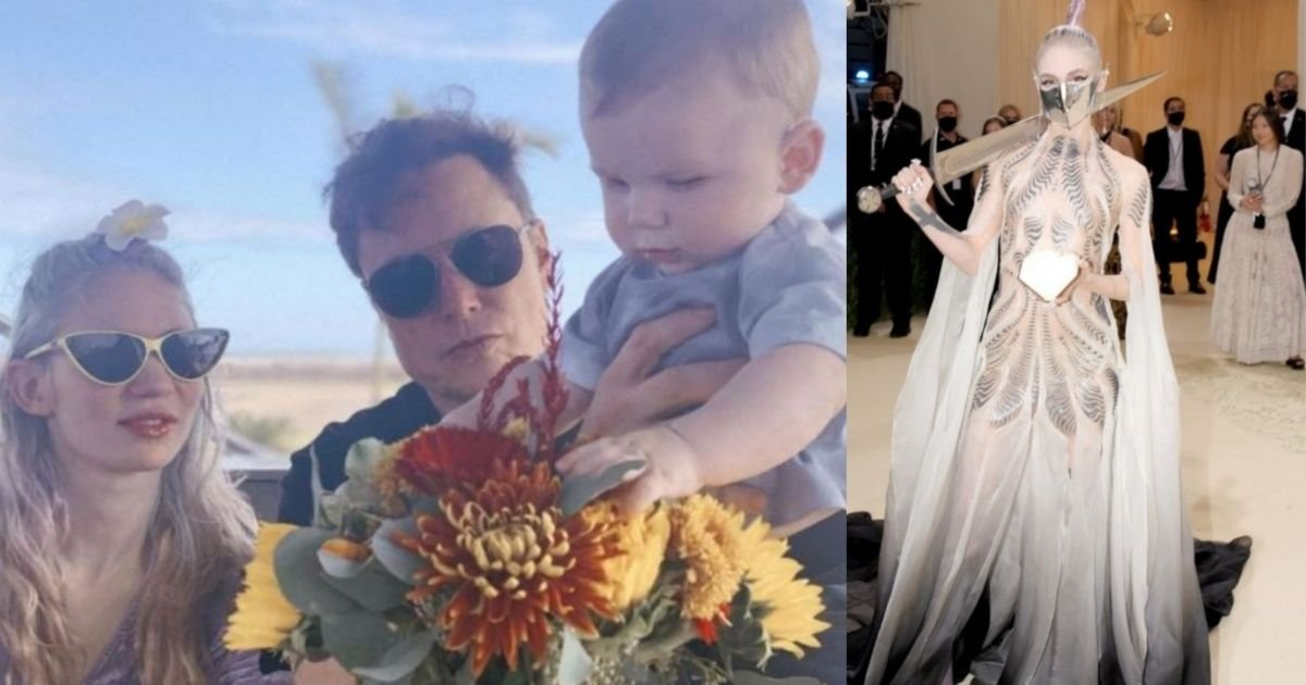 smalljoys 34.jpg?resize=1200,630 - Grimes Reveals That Her Son X Æ A-Xii Doesn't Call Her MOM, Insisting That The Boy Only Calls Her By Her First Name