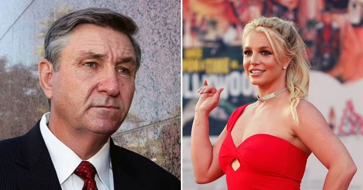 spears5.jpg?resize=1200,630 - Britney Spears' Father Jamie Spears Faces FBI Probe Over 'Horrifying And Unconscionable' Allegations