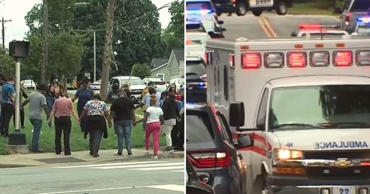 student5.jpg?resize=1200,630 - Heartbroken Parents Chased Gunman Who Shot Their Son Before Police Arrested Him 'Without Incident'
