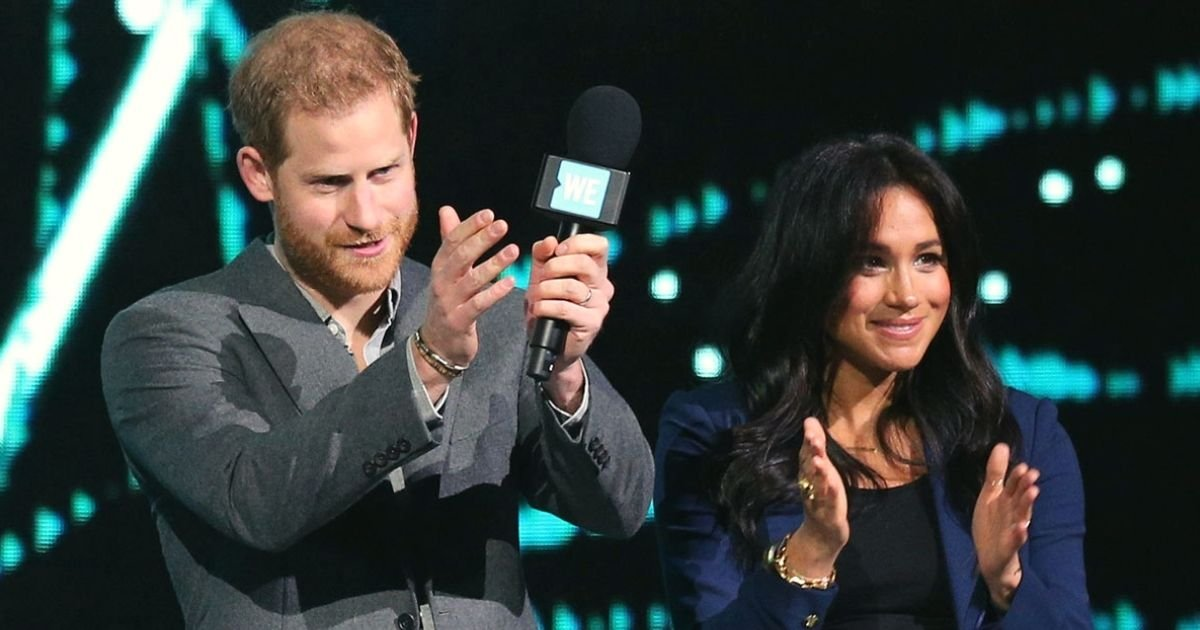 sussex.jpg?resize=1200,630 - Prince Harry And Meghan Markle Were BOOED When A Video Of Their Interview With Oprah Winfrey Was Aired At National Television Awards