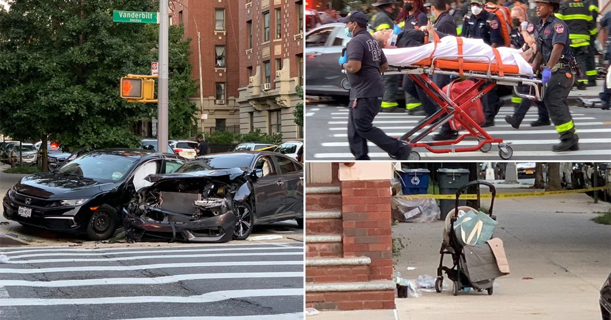 t1 2021 09 13t212718 798.jpg?resize=412,232 - Wrong-Way Crash Takes Life Of Three-Month Old Infant During Family's Walk In Brooklyn