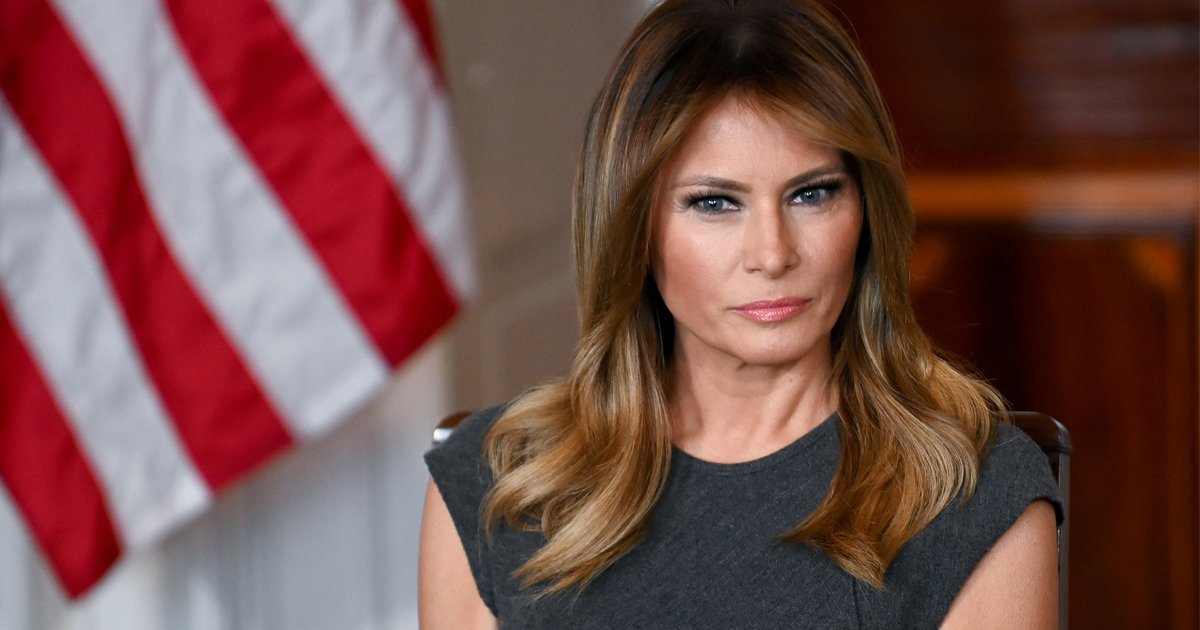 """t1 2021 09 15t182115 560.jpg?resize=412,232 - """"She Slept Through Most Of The Night""""- Top Aide Says Melania Trump REFUSED To Condemn Capitol Hill Attack Despite Given Chance"""