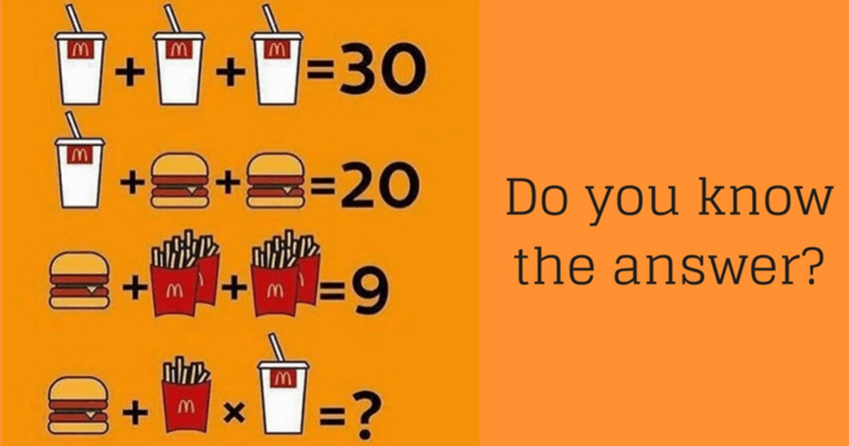 t2 1.jpg?resize=1200,630 - This Math Test Is Challenging The Brightest Puzzlers! Can You Do It?
