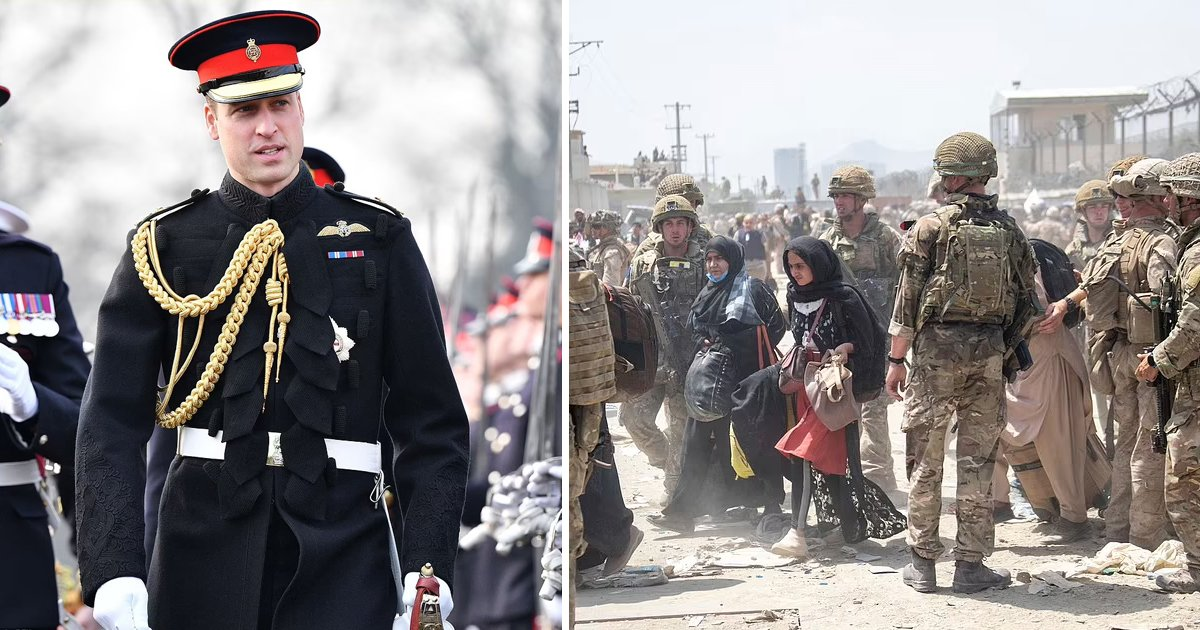 t3 96.jpg?resize=1200,630 - Prince To The Rescue | William Personally Steps In To Assist Afghan Soldier Flee The Taliban