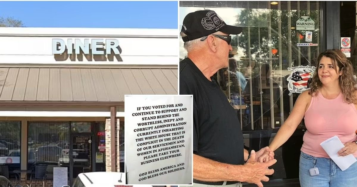ugarte5.jpg?resize=1200,630 - Restaurant Owner Who Turned Away Joe Biden Supporters Is Forced To CLOSE Its Doors Due To Overwhelming Number Of Customers