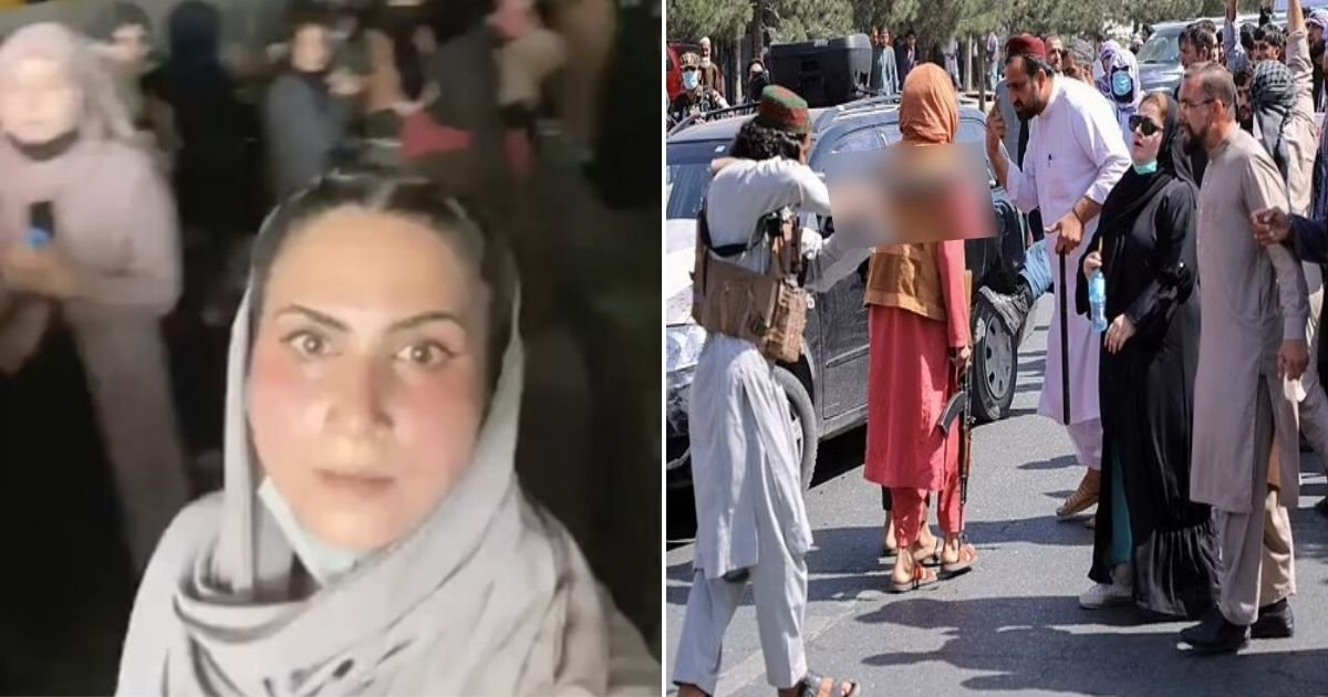 untitled design 16.jpg?resize=1200,630 - Afghan Women Say Taliban Locked Them Up In A Basement To Prevent Them From Joining Protests In Kabul