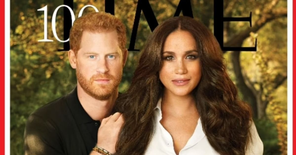 untitled design 34.jpg?resize=1200,630 - Social Media Erupts After Prince Harry And Meghan's 'Awkward' Photos For Time Magazine Go Viral