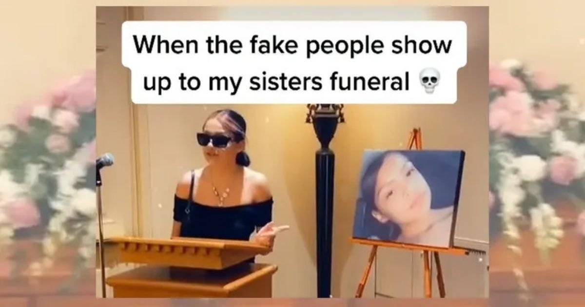 untitled design 42.jpg?resize=412,275 - Funeral Drama As Woman Calls Her Dead Sister's Friend A 'Fake B****' And Demands She Leaves The Room