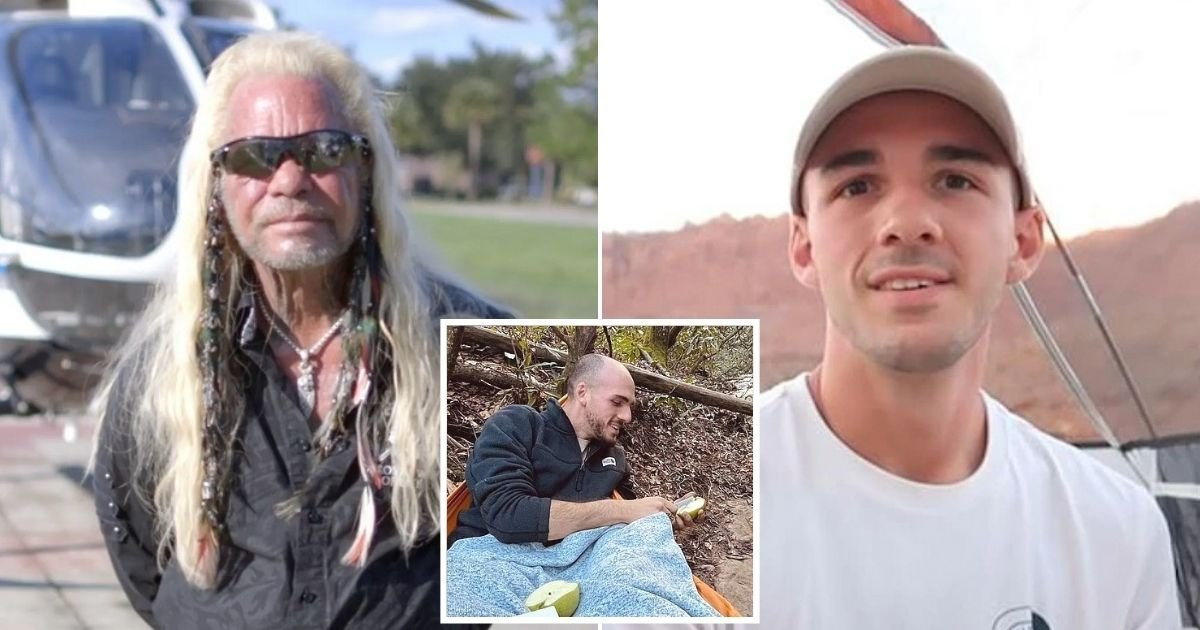 untitled design 5 1.jpg?resize=1200,630 - Dog The Bounty Hunter Discovers A Campsite Where Brian Laundrie Is Believed To Have Stayed Earlier This Month