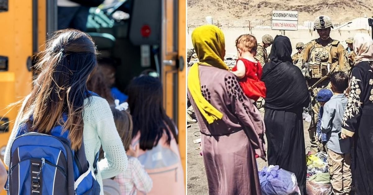 untitled design 8.jpg?resize=1200,630 - At Least 30 California Children Are Now Trapped In Afghanistan After Being Blocked From Reaching The Airport In Time For Evacuation