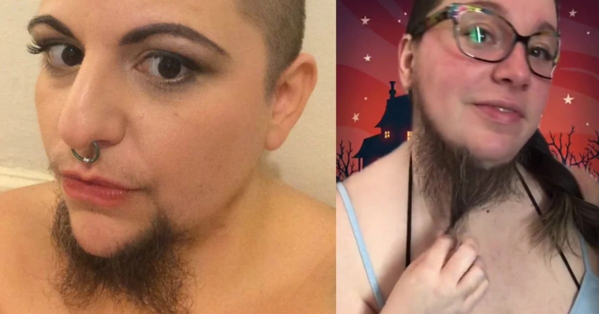 1 75.jpg?resize=412,232 - Bearded Lady Says Men Love Her Facial Hair So Much That She Had To Create An OnlyFans Account