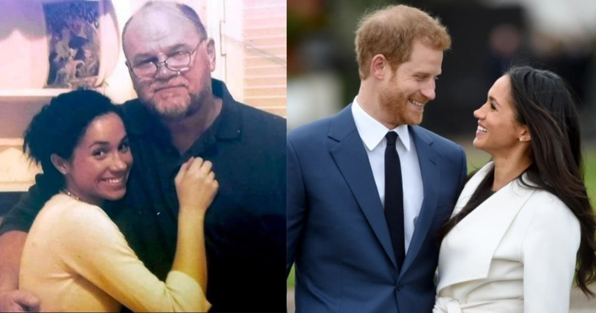 1 77.jpg?resize=412,232 - Thomas Markle Claims Meghan Changed After She Hooked Up With Harry, Adding That She 'Disowned Both Sides Of Her Family'