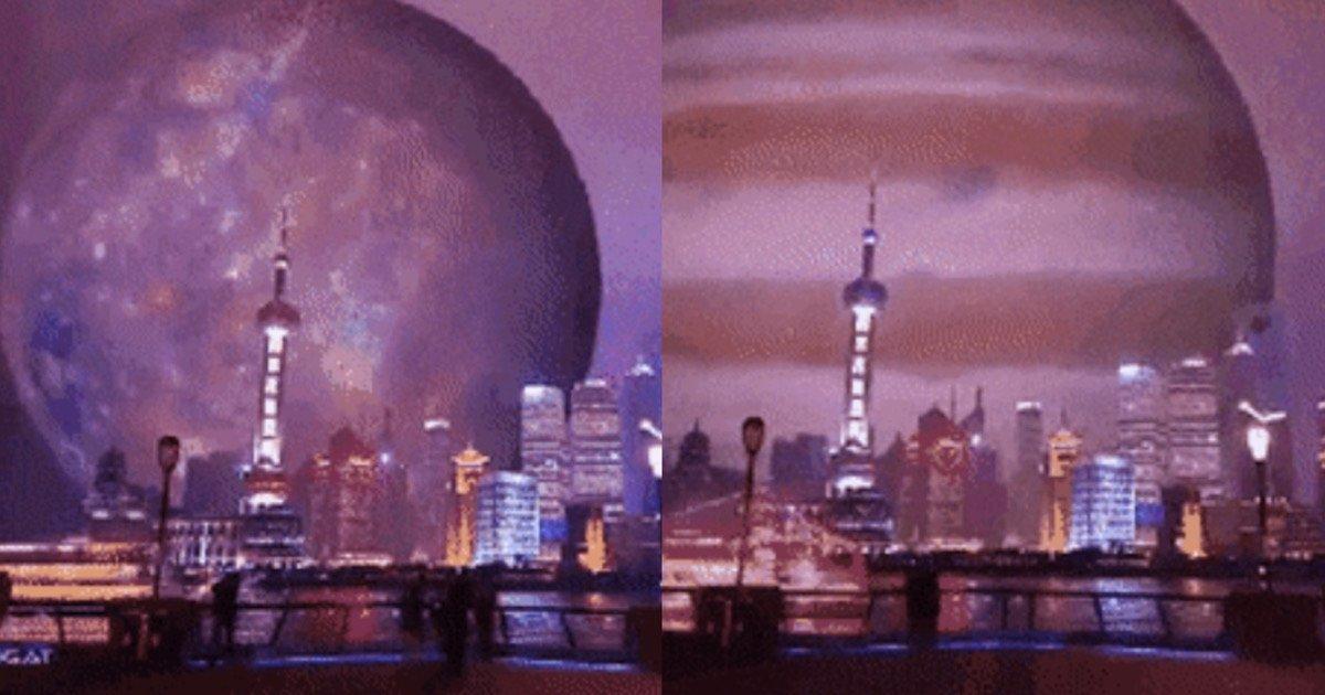 2e0bfb32 931d 4345 970a c136cf75877f.jpeg?resize=412,232 - 만약 지구와 달 사이로 행성이 지나간다면 우리가 보게 될 광경 (영상)