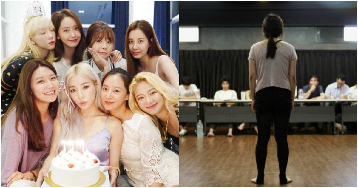 333 1.jpg?resize=412,232 - 오디션 100번 끝에, 겨우 드라마에 출연하게 된 의외의 '소녀시대 멤버'