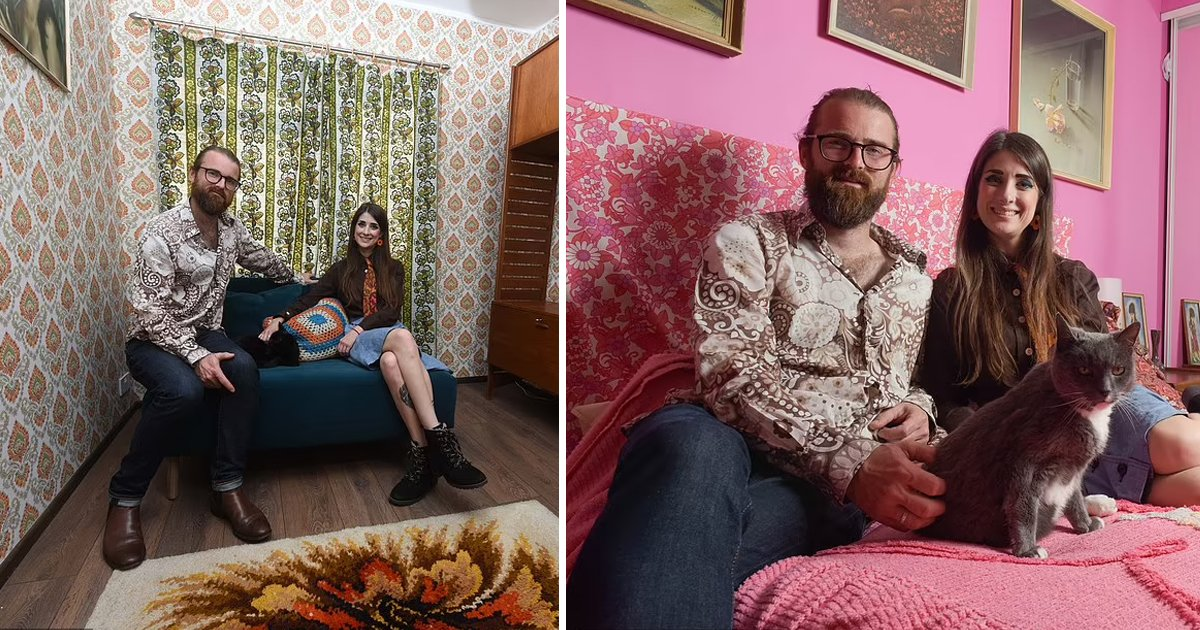 4 33.jpg?resize=1200,630 - Couple Blasted For Spending THOUSANDS On Redecorating Home In '1970's Style'