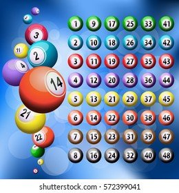 Lottery Numbers Images, Stock Photos & Vectors   Shutterstock