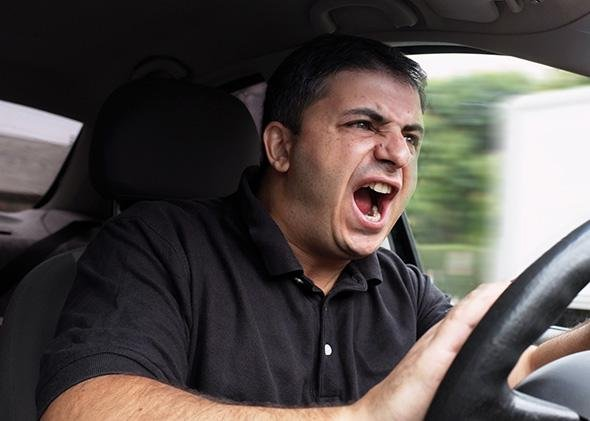 The psychology of road rage: Driving makes you angry, anonymous, and emotionally tone-deaf.