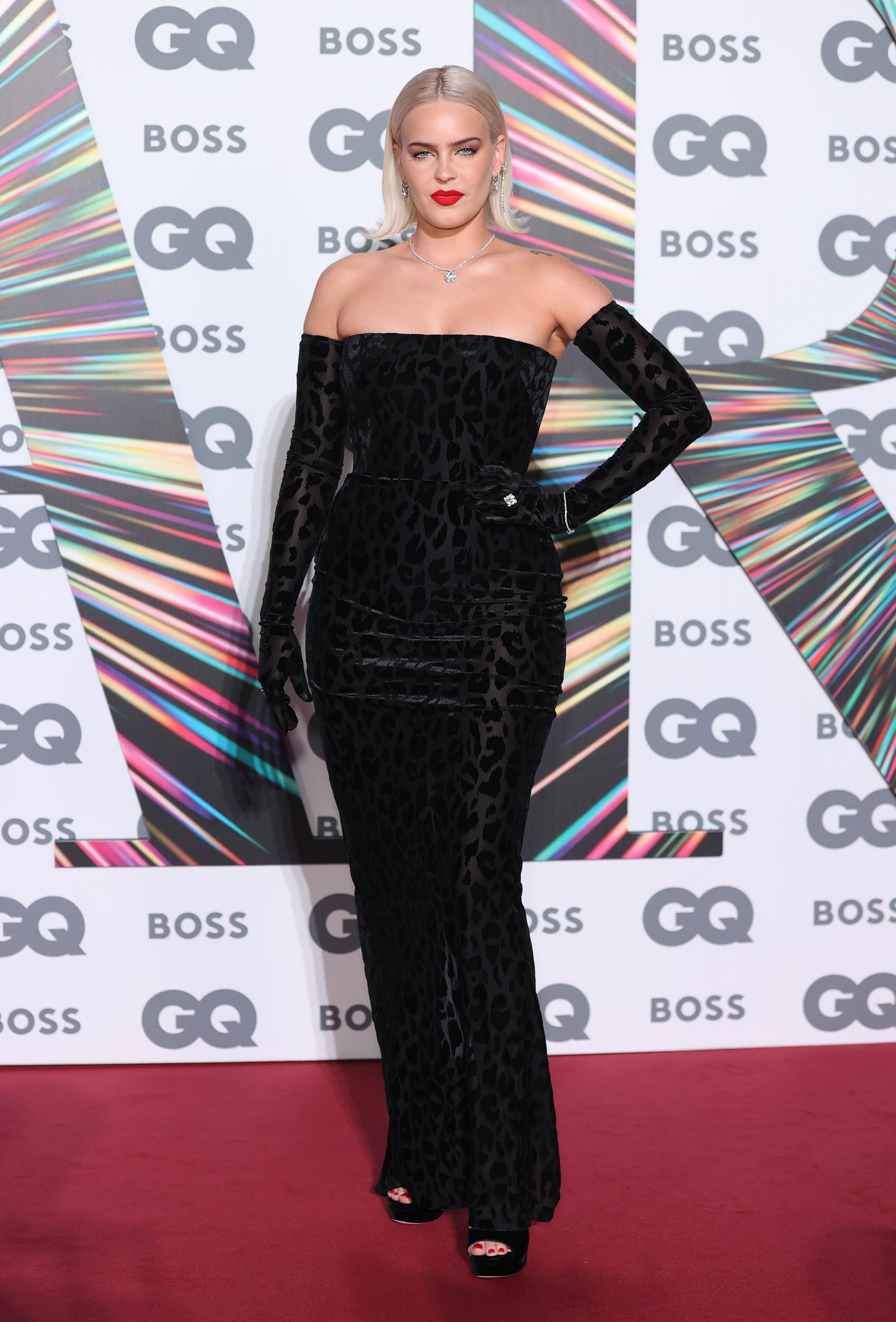Anne-Marie has revealed she has struggled all her life to come to terms with the way she looks