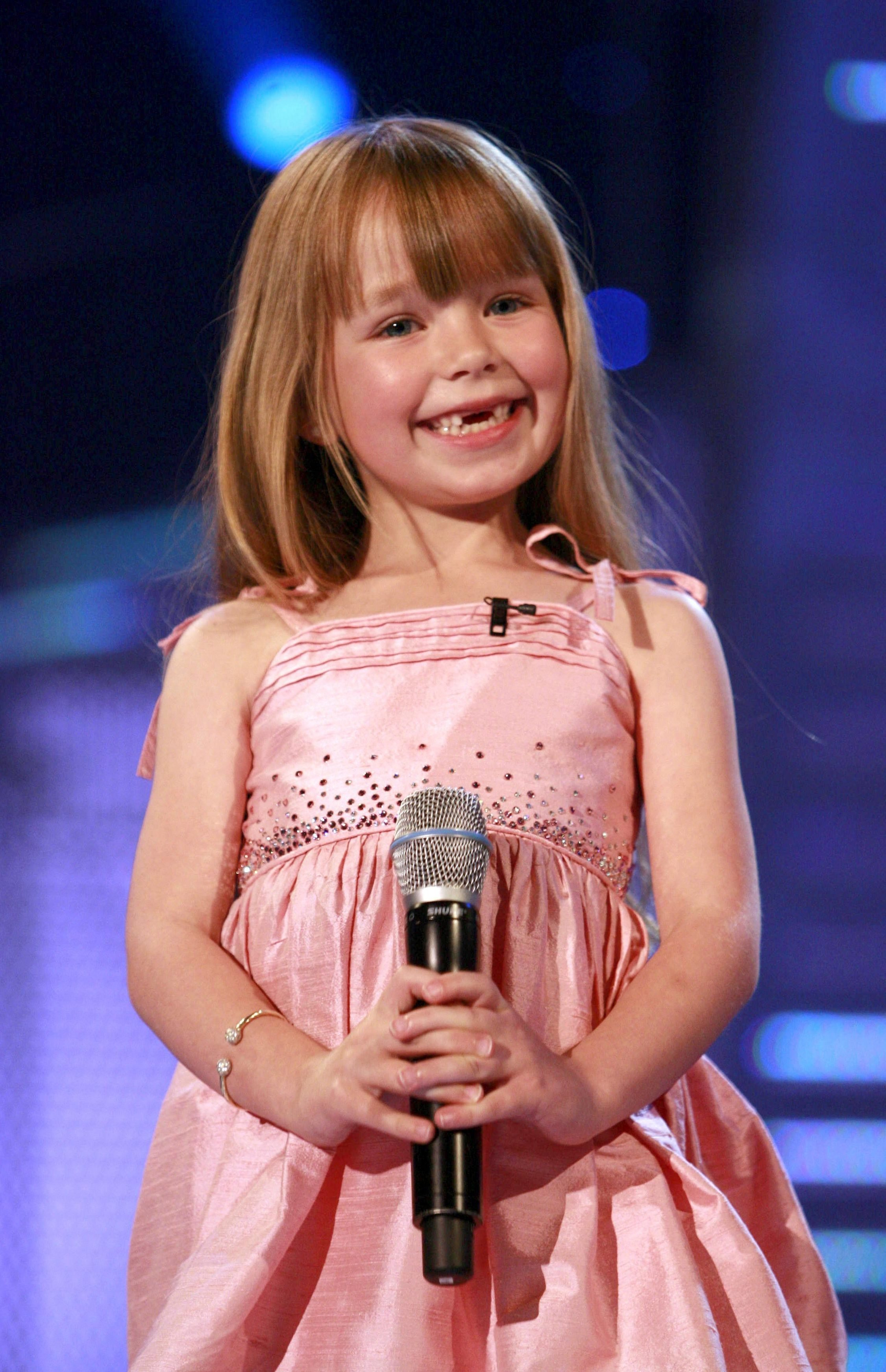 Connie wowed Simon Cowell en route to the BGT final in 2007