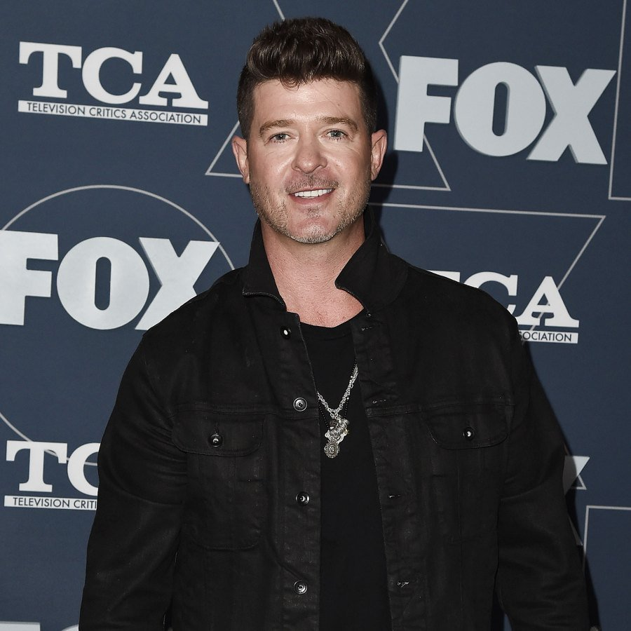 Robin Thicke's 'Blurred Lines' Controversies Through the Years