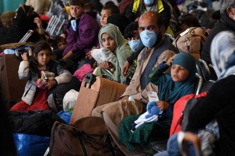 US House approves .3bn for Afghan refugee resettlement   Refugees News   Al Jazeera