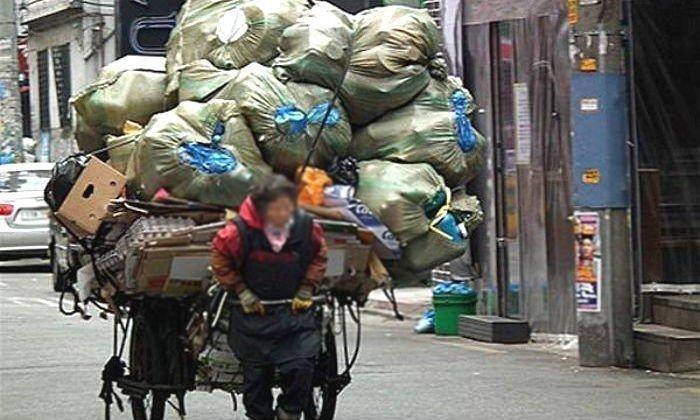폐지 줍는 할머니들 속여 1억 여원 뜯어낸 사기꾼 : 네이버 포스트