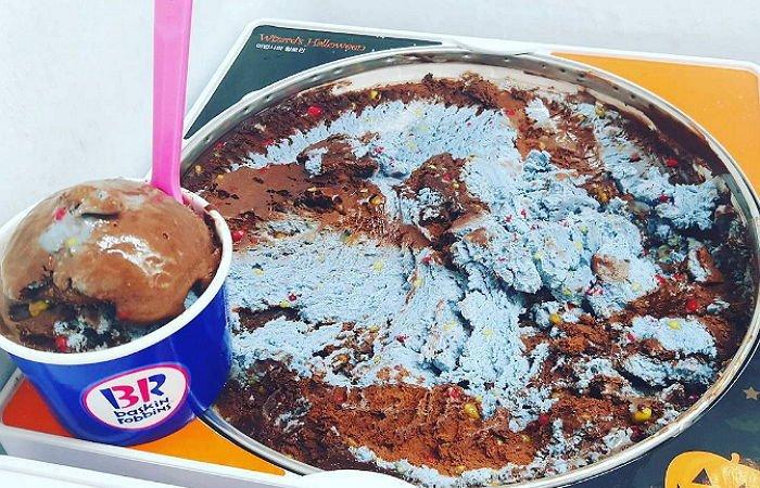 배스킨라빈스 '마법사의 할로윈' 컴백...초콜릿과 민트에 팝핑캔디까지 : 네이버 포스트