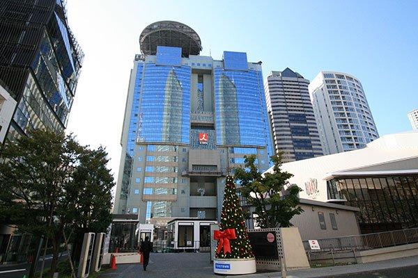 社食訪問記】株式会社東京放送ホールディングス(TBS HD) | 社食ドットコム