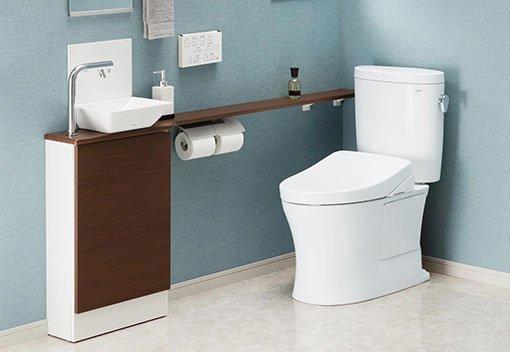 家の中のリフォーム トイレ   株式会社アイリスプラザ