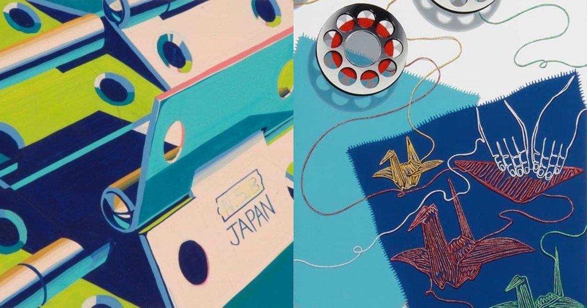 90ac3b22 0b42 474f 8f18 90c1831d0694.jpeg?resize=412,232 - 우리나라랑 다르게 되게 괜찮다는 평 나오는 일본 디자인 입시미술 그림 스타일
