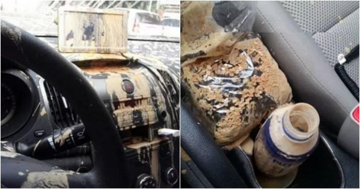 "collage 115.png?resize=412,232 - ""최근에 정말 마음에 드는 차를 새로 뽑았는데 썸녀가 제 차에 미숫가루 테러를 해버렸습니다…"""