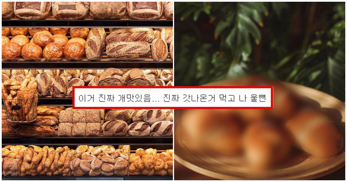 """collage 226.png?resize=412,232 - """"한개로 절대 못끝낸다..."""" 요즘 엄청나게 유행중인 빵"""