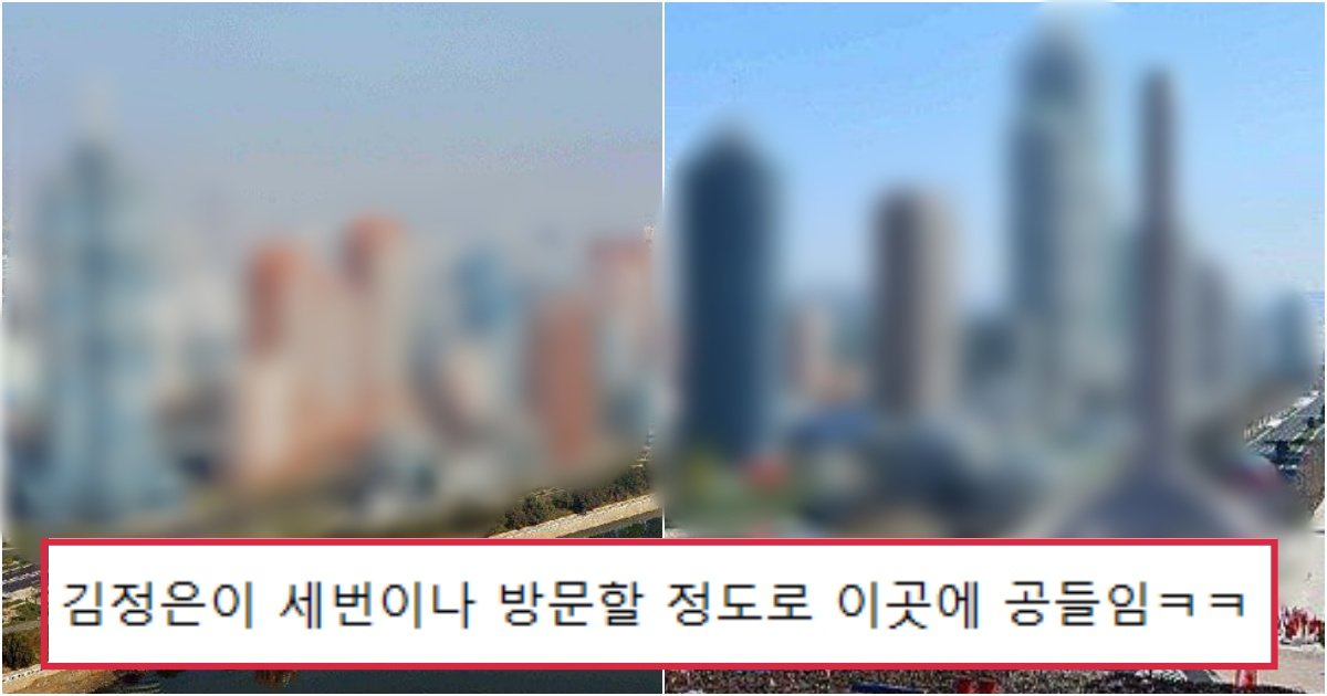 collage 530.jpg?resize=412,232 - 여기에 사람이 사는 건가 싶은, 싸구려로 만든 느낌인 북한의 신도시 모습(+사진)