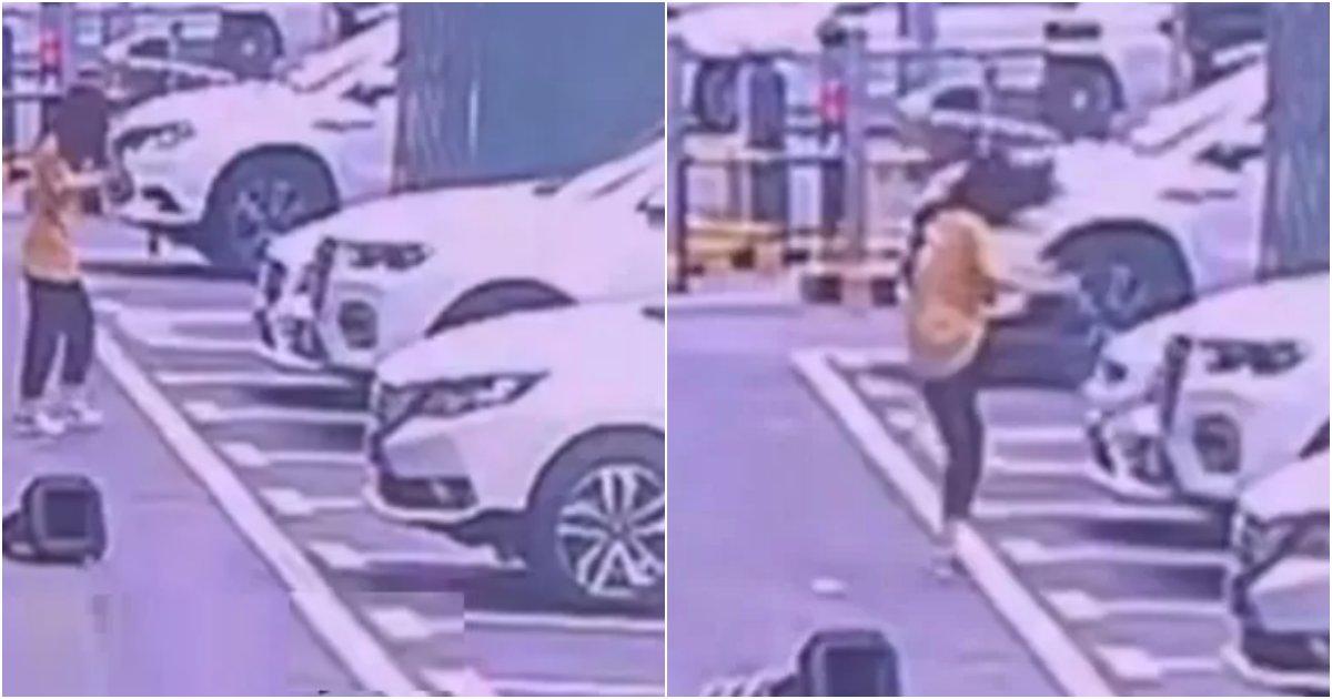 collage 97.png?resize=1200,630 - CCTV있는 줄 모르고 6천만 원 넘는 벤츠에 화풀이한 여성의 최후 (+영상)