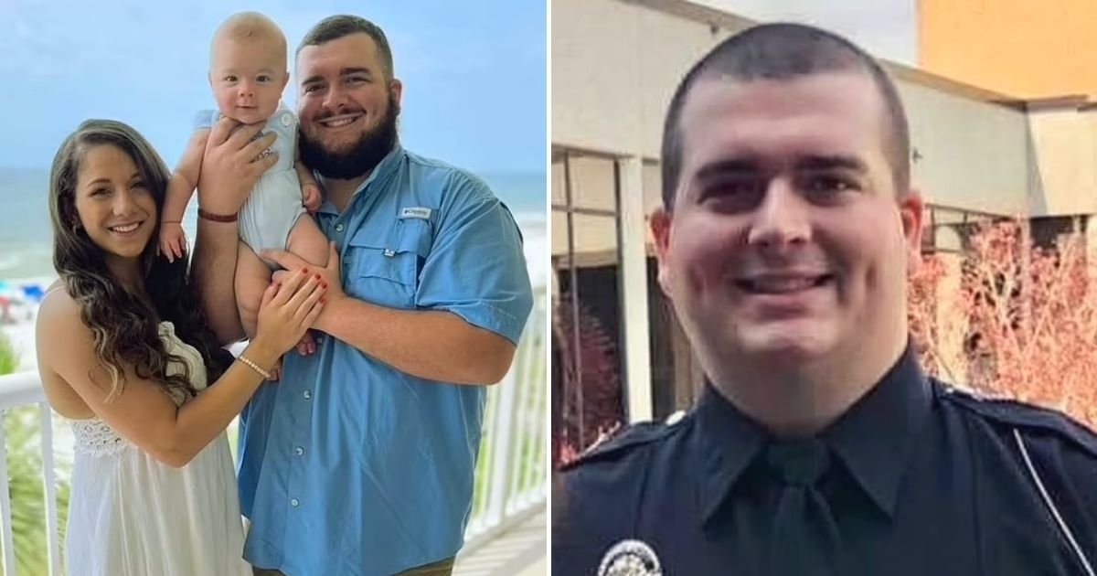 dylan3.jpg?resize=1200,630 - 26-Year-Old Police Officer Was Shot On His FIRST Day On The Job, Shooter Arrested After Statewide Manhunt