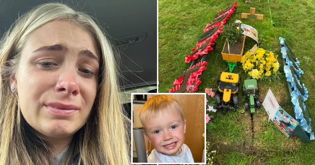 ianto6.jpg?resize=1200,630 - Grieving Mother Tells Of Her 'Unbearable Pain' After 3-Year-Old Son Was Killed By His Father While Playing With His Sister And Cousin