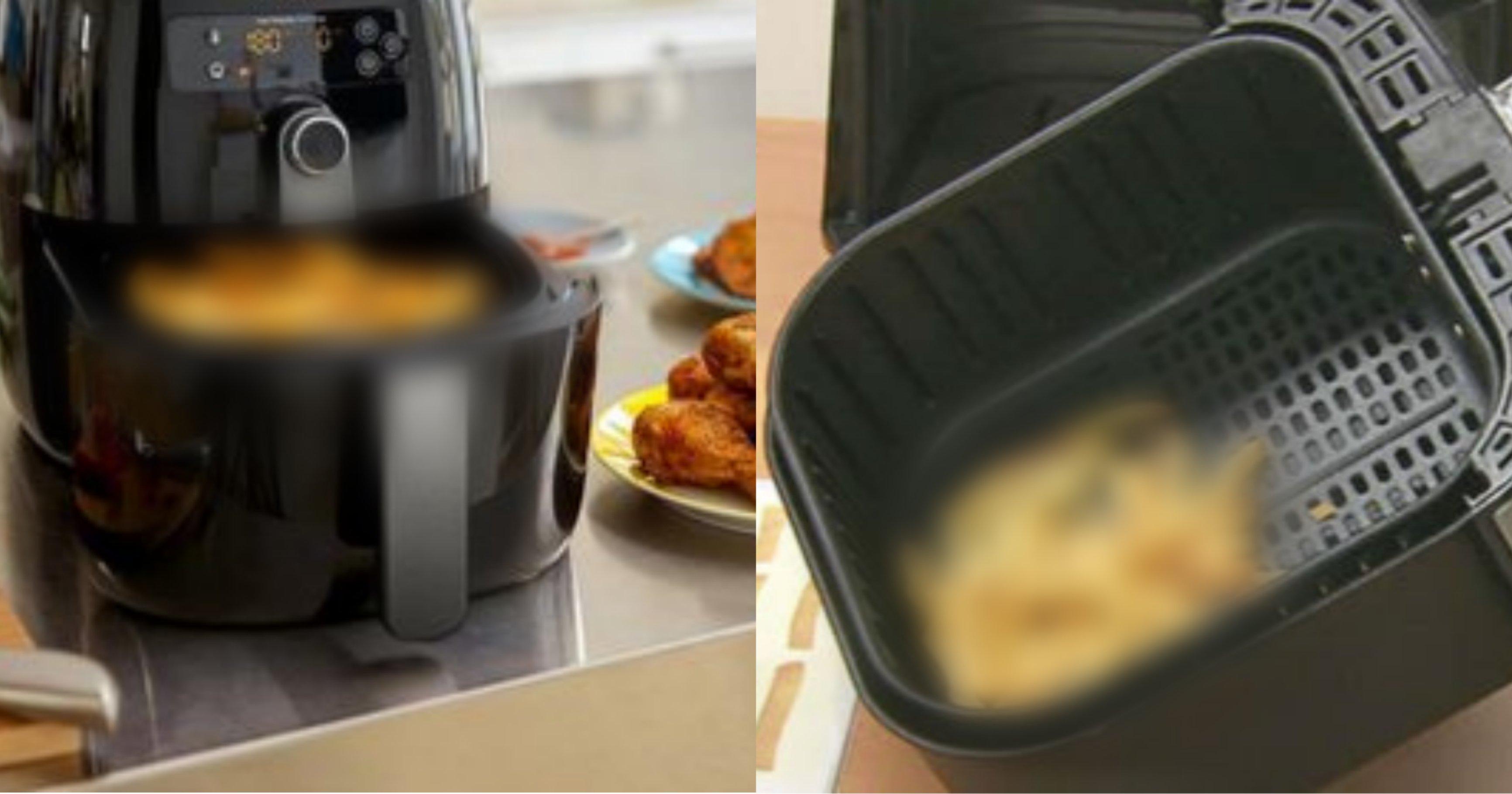kakaotalk 20211018 181639816.jpg?resize=412,232 - 에어프라이어로 조리할 때 '이 음식'은 꼭 주의해야 한다는 음식의 정체